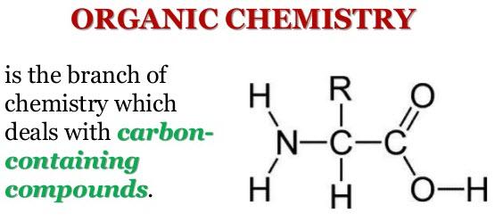 carbon chemistry definition