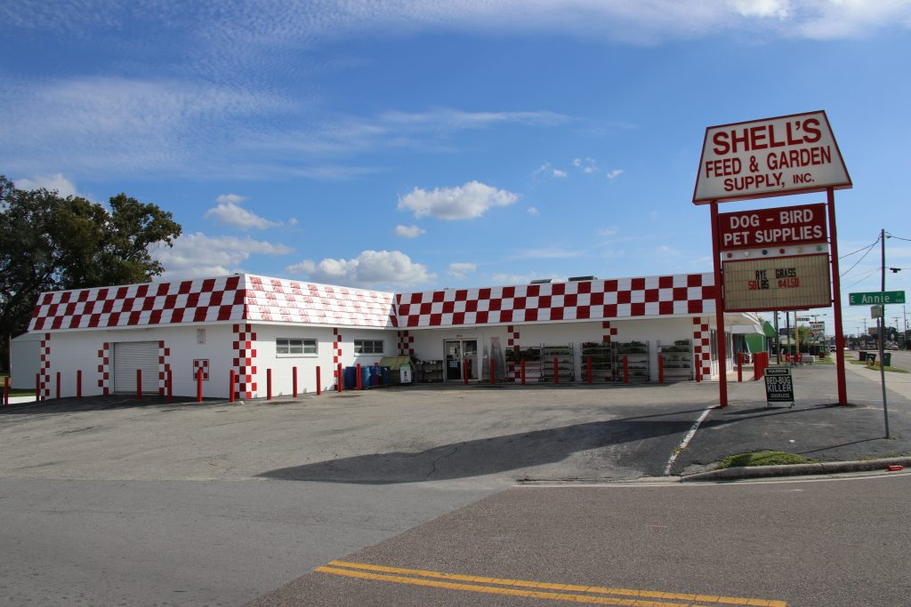 Shell's - Family Owned & Operated Since 1961 - Shell's Feed & Garden