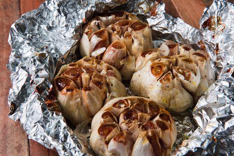 holiday recipes oven roasted garlic