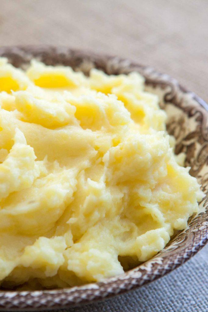 holiday recipes real mashed potatoes