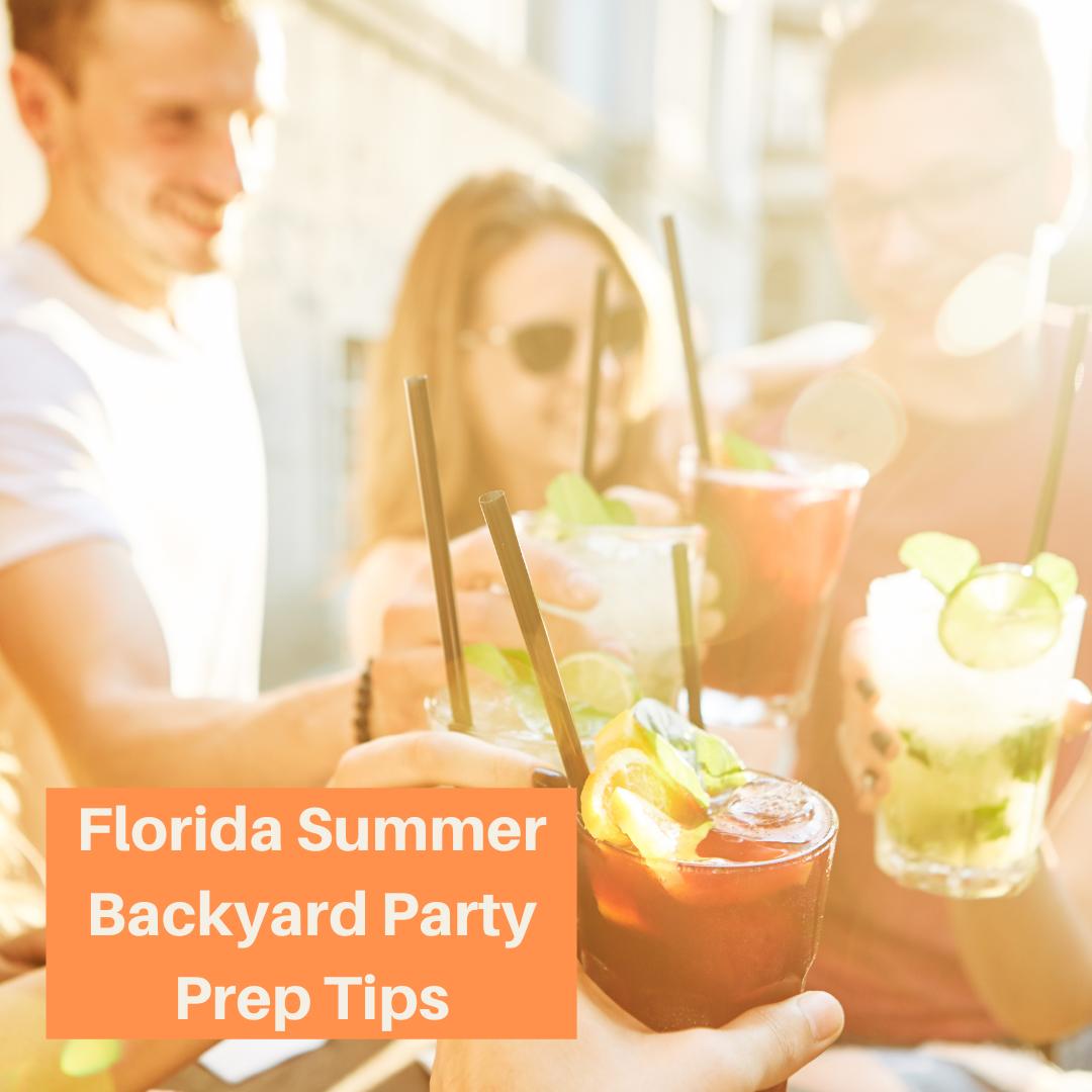 Easy Summer Backyard Party Prep Tips Blog